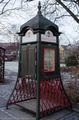 Телефонная будка / Швеция