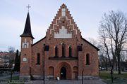 Церковь св.Марии / Швеция