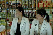 В пхеньянском магазине / Корея - КНДР