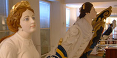 Музей расскажет все о море и мореходах. // sjofartsmuseum.ax