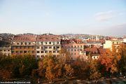 Вид из окон отеля / Словакия