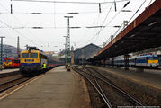 Поезда и платформы / Венгрия