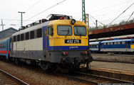 Старый электровоз / Венгрия
