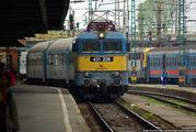 Прибытие поезда / Венгрия