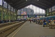 Платформы под крышей / Венгрия