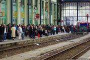 Ожидание поезда / Венгрия