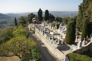 Городское кладбище / Франция