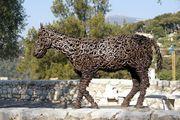 Конь из подков / Франция