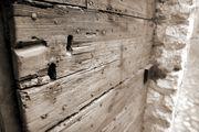 Деревянная стена / Франция