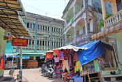 Уличная торговля / Мьянма