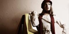 В ходе акций можно купить модные дизайнерские вещи. // iStockphoto