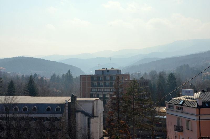 Курортные комплексы в городе Врнячка-Баня, Сербия / Фото из Сербии