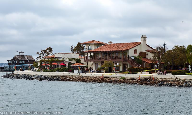 Harbor Village в Сан-Диего / Фото из США