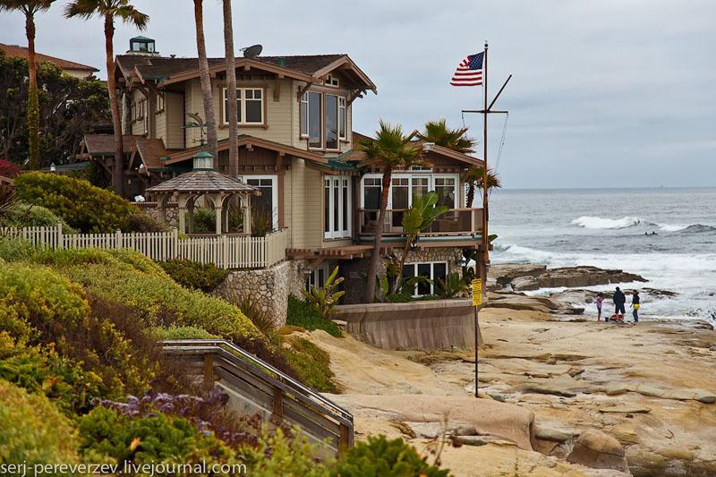 Дом в Ла-Хойе, Калифорния / Фото из США