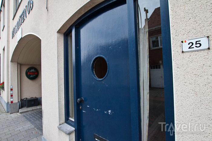 Дом с бельгийским номером / Фото из Бельгии