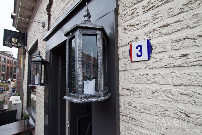 Дом с голландским номером / Фото из Бельгии