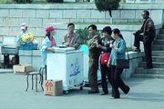 Продажа мороженого / Корея - КНДР
