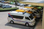 Удобная парковка / Таиланд