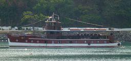 Экскурсионный кораблик / Панама