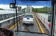Забавный мост / Панама