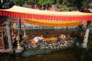 Это статуя Вишну / Непал