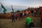 Факельное шествие / Швеция