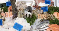 Крабы и моллюски / Великобритания