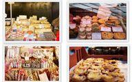 Витрины со сладостями / Великобритания