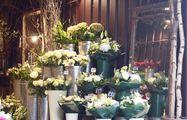 Цветы в букетах / Великобритания