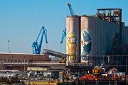 Рисунки в порту / Италия