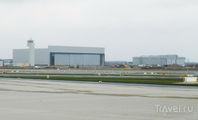 Ангары Air Berlin и Lufthansa / Германия