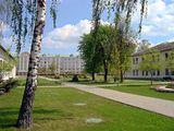 Корпуса университета / Белоруссия