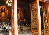 Вход в храм / Тайвань