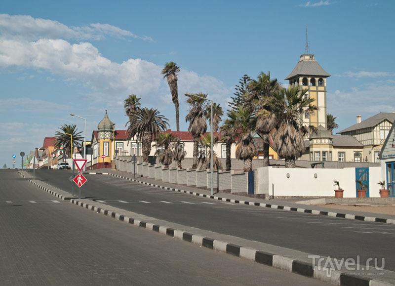 Дом с колокольней, Свакопмунд / Фото из Намибии