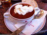 Томатный суп / Германия