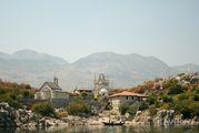 На острове Бешка / Черногория