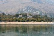 На пляже / Черногория