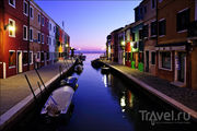 Цветные дома / Италия