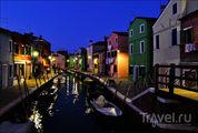 Синее небо / Италия
