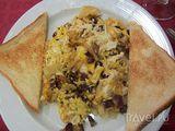 Омлет и тосты / Испания