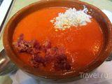 Суп сальморехо / Испания