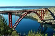 Вид на мост / Хорватия