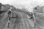 Скорый поезд SWB / Швеция