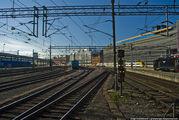 Центральный вокзал / Швеция
