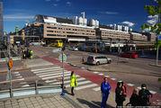 Через пешеходный переход / Швеция