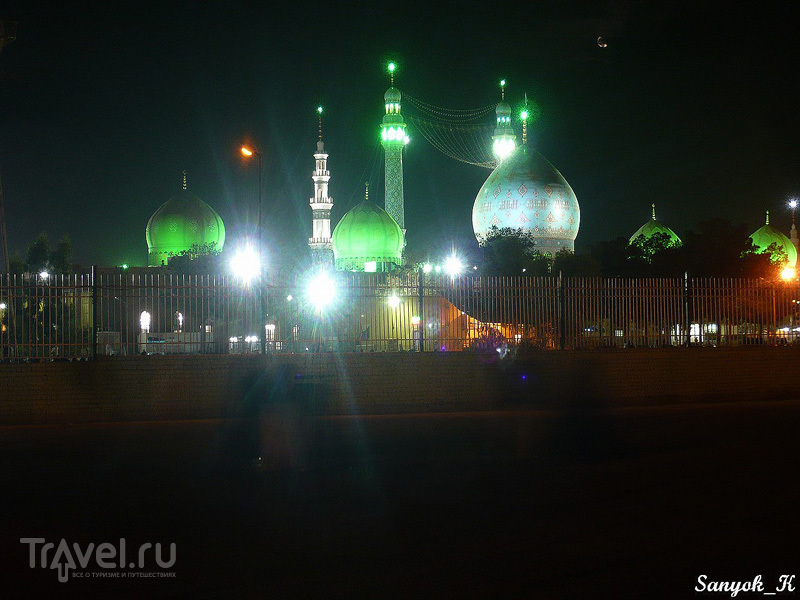 Про религию в Иране или Ислам глазами путешественника / Иран