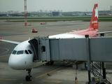 Посадка в Airbus-321 / Россия