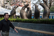 Скульптурная группа / Китай