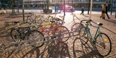 Хельсинки - комфортный для велосипедистов город. // Fontanka.fi