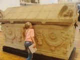 В археологическом музее / Болгария